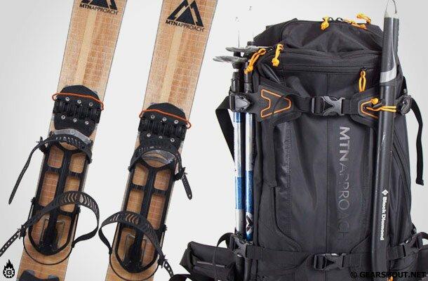 Лыжи-трансформеры